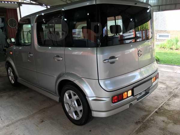 Nissan Cube, 2003 год, 263 000 руб.