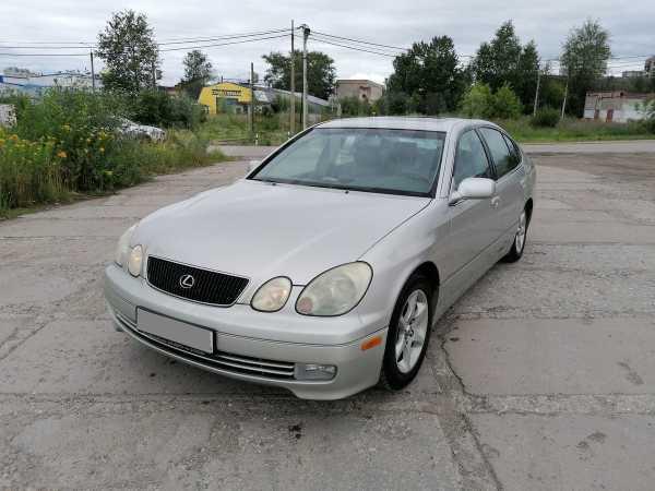 Lexus GS300, 2002 год, 390 000 руб.