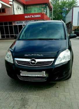 Грозный Opel Zafira 2008