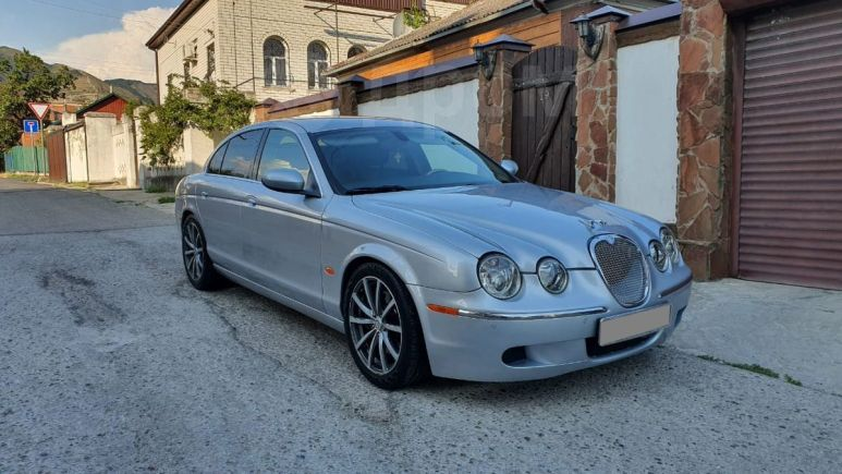 Jaguar S-type, 2007 год, 700 000 руб.