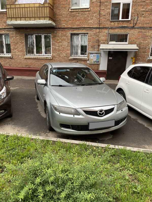 Mazda Mazda6, 2006 год, 230 000 руб.