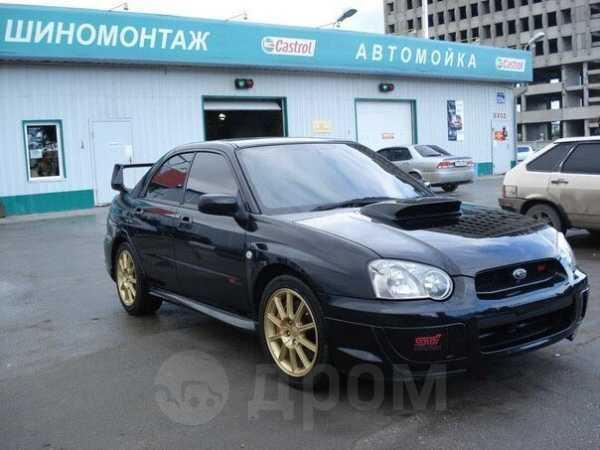 Subaru Impreza WRX STI, 2002 год, 600 000 руб.