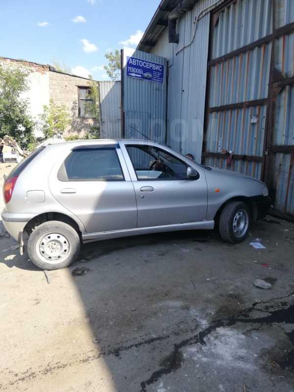 Fiat Palio, 2001 год, 75 000 руб.