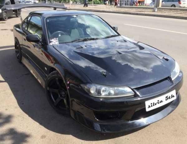 Nissan Silvia, 1999 год, 1 100 000 руб.