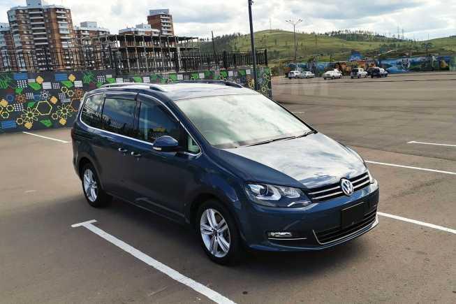 Volkswagen Sharan, 2017 год, 1 000 000 руб.
