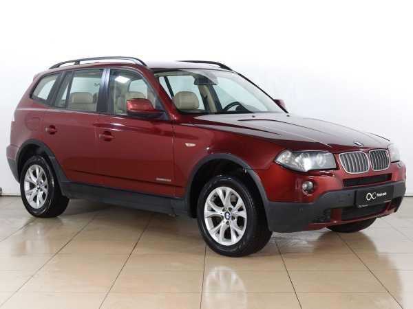 BMW X3, 2010 год, 669 000 руб.
