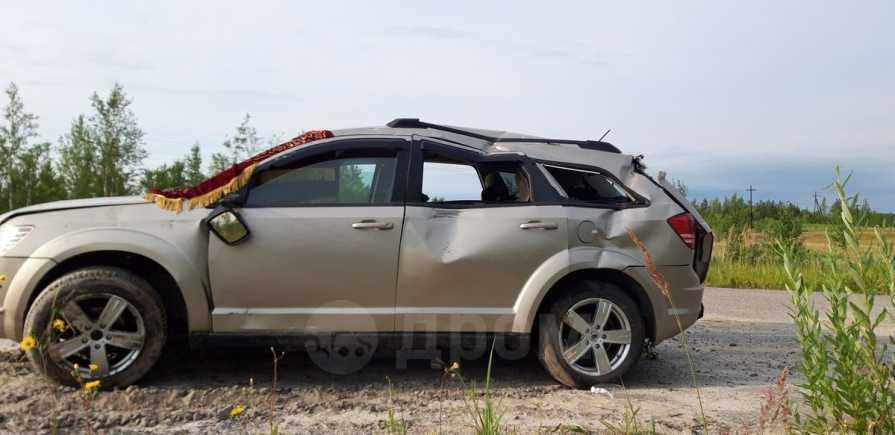 Dodge Journey, 2008 год, 350 000 руб.