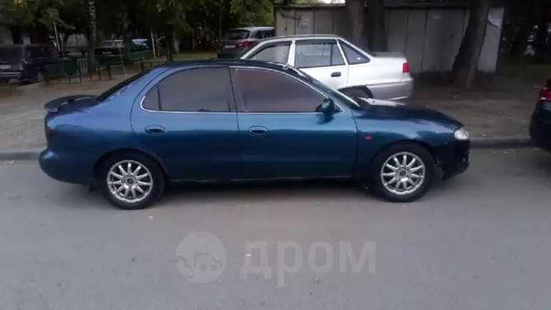 Hyundai Elantra, 1995 год, 75 000 руб.
