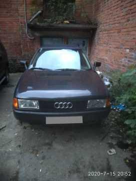 Курск Audi 80 1987