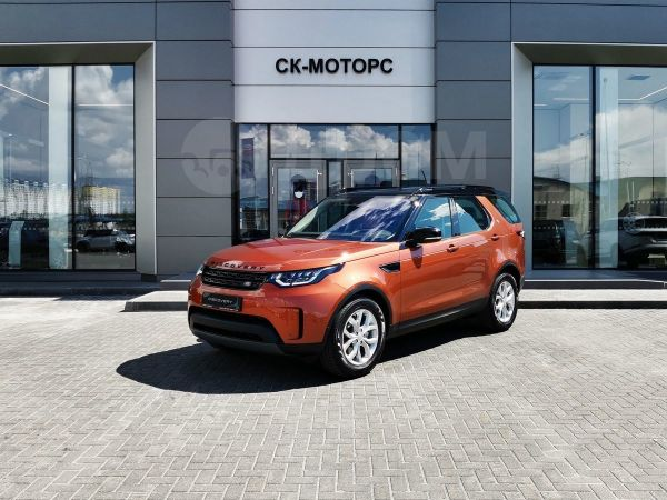 Land Rover Discovery, 2020 год, 5 823 000 руб.
