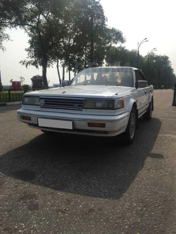 Nissan Bluebird Maxima, 1987 год, 125 000 руб.