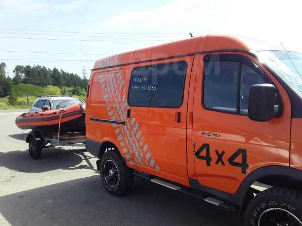 ГАЗ 2217, 2016 год, 650 000 руб.