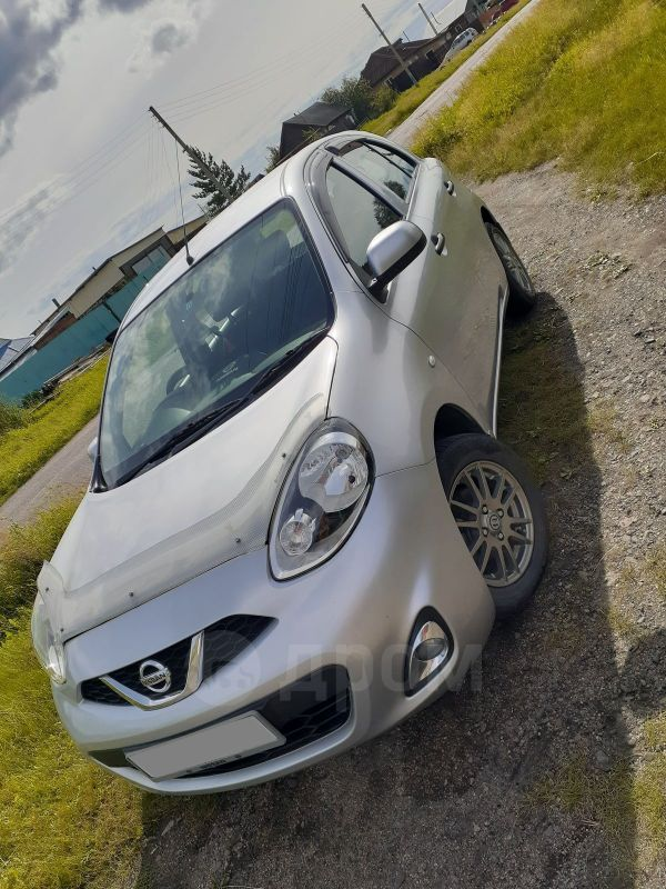 Nissan March, 2013 год, 385 000 руб.