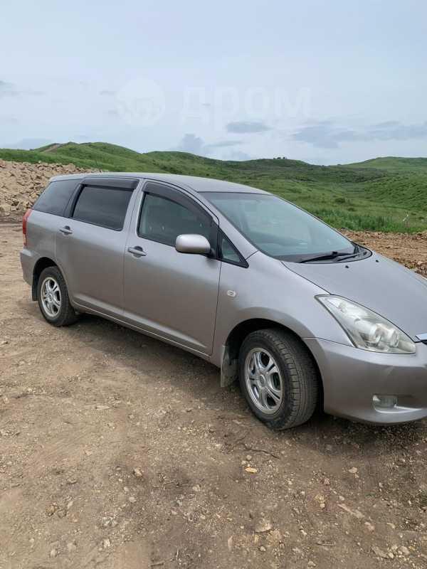 Toyota Wish, 2008 год, 588 000 руб.