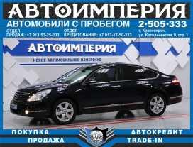 Красноярск Teana 2011