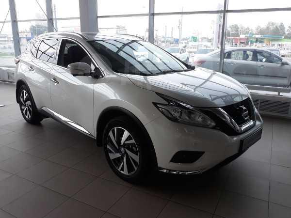 Nissan Murano, 2018 год, 2 800 000 руб.