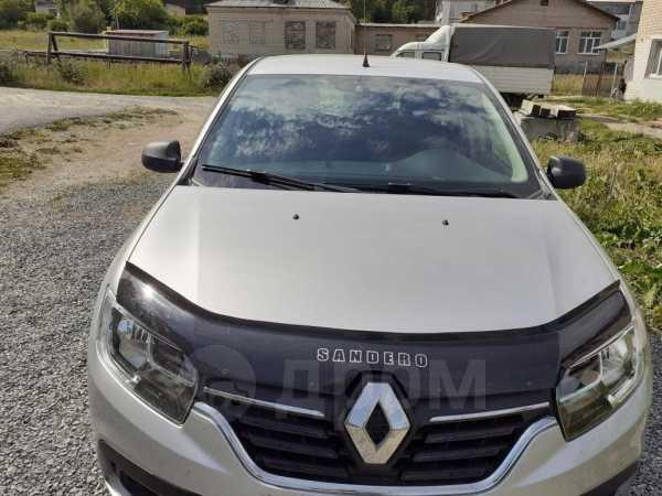 Renault Sandero, 2019 год, 610 000 руб.