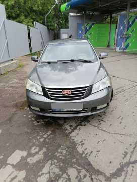 Куровское Emgrand EC7 2012