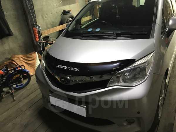 Subaru Trezia, 2012 год, 600 000 руб.