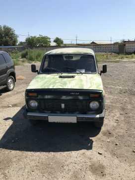 Астрахань 4x4 2121 Нива 1980