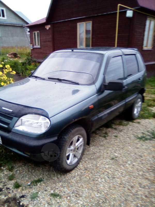 Chevrolet Niva, 2007 год, 160 000 руб.