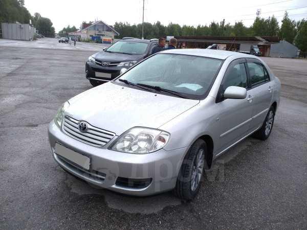 Toyota Corolla, 2006 год, 377 000 руб.