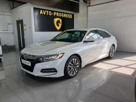 Набережные Челны Honda Accord 2019
