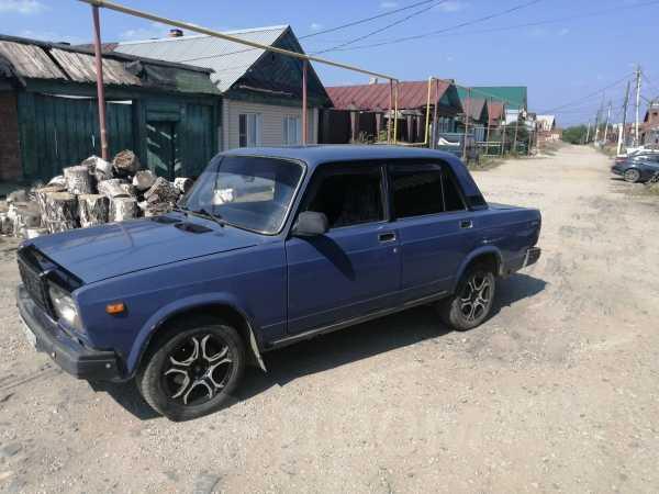 Лада 2107, 2003 год, 39 000 руб.
