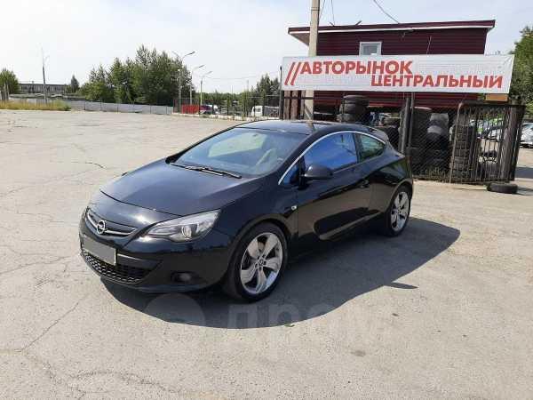 Opel Astra GTC, 2012 год, 435 000 руб.