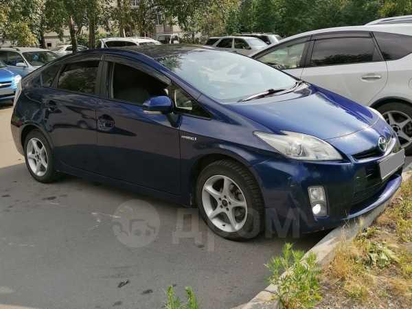Toyota Prius, 2010 год, 585 000 руб.