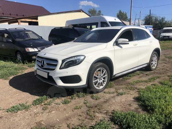 Mercedes-Benz GLA-Class, 2015 год, 1 190 000 руб.