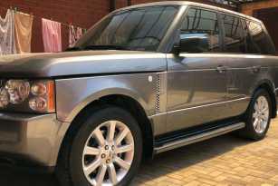 Грозный Range Rover 2008
