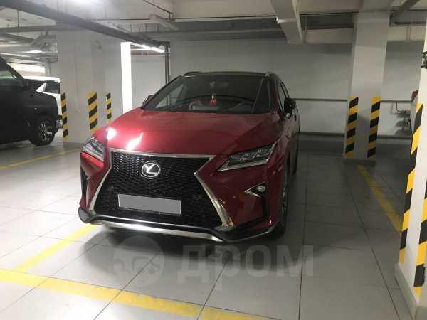 Lexus RX350, 2018 год, 3 988 888 руб.