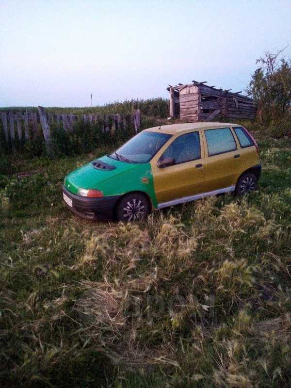 Fiat Punto, 1996 год, 55 000 руб.
