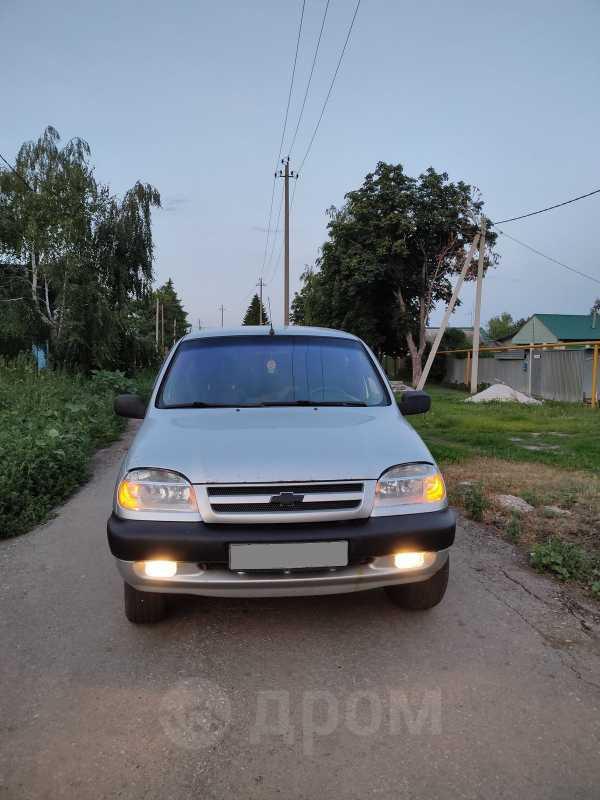 Chevrolet Niva, 2006 год, 125 000 руб.