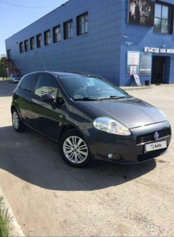 Fiat Punto, 2007 год, 230 000 руб.
