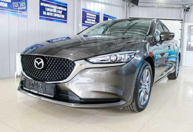 Mazda Mazda6, 2020 год, 1 809 900 руб.
