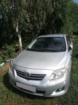 Курган Corolla 2007