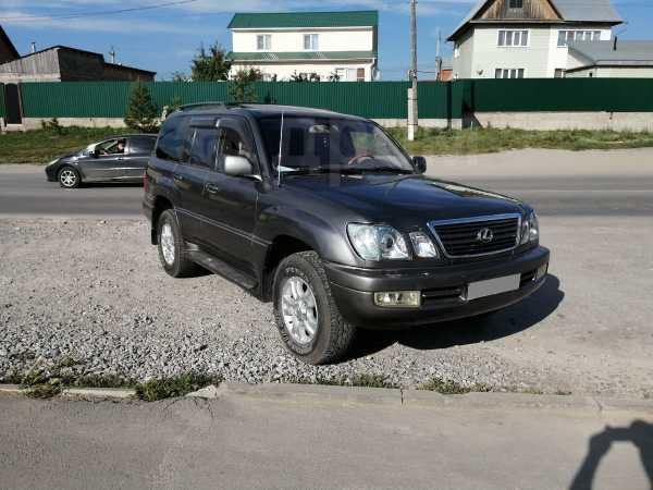 Lexus LX470, 2000 год, 820 000 руб.
