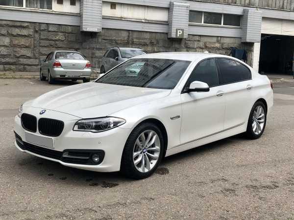 BMW 5-Series, 2016 год, 1 820 000 руб.