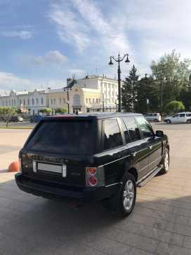 Омск Range Rover 2005