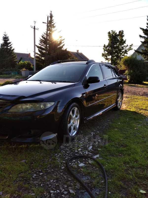 Mazda Atenza, 2003 год, 365 000 руб.
