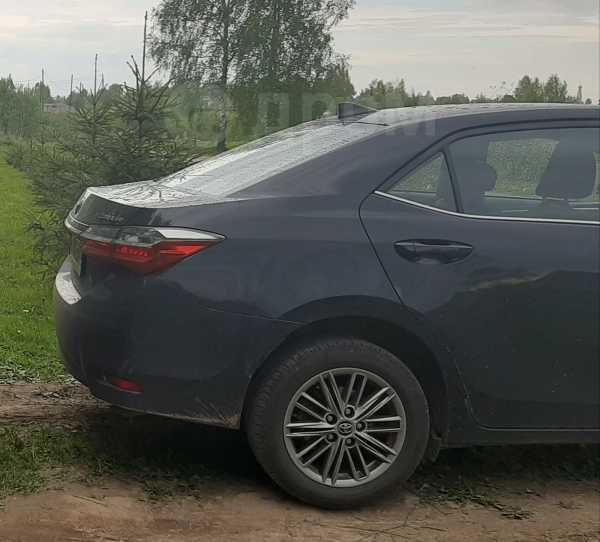 Toyota Corolla, 2018 год, 1 160 000 руб.