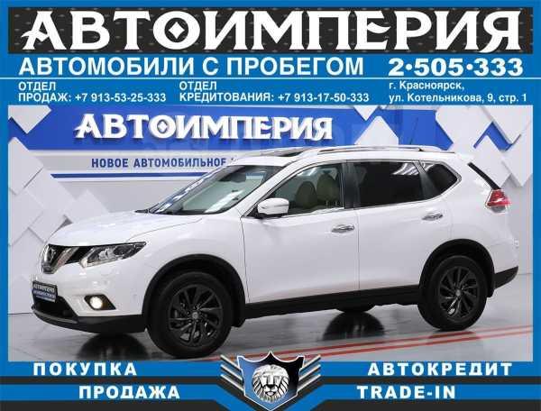 Nissan X-Trail, 2015 год, 1 223 000 руб.