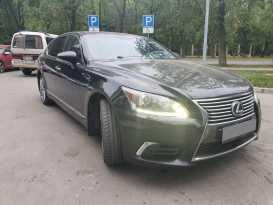 Екатеринбург LS460 2012