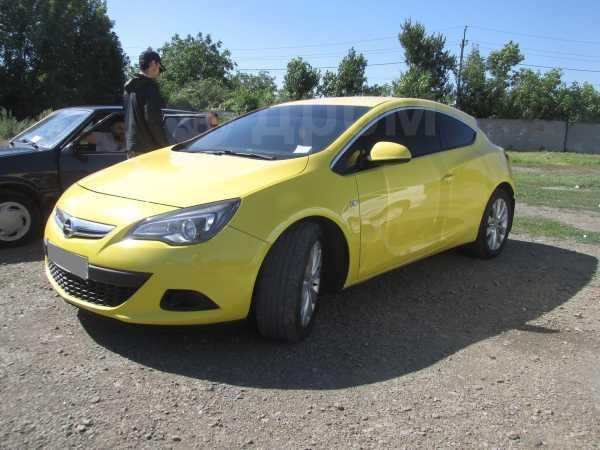 Opel Astra GTC, 2011 год, 550 000 руб.