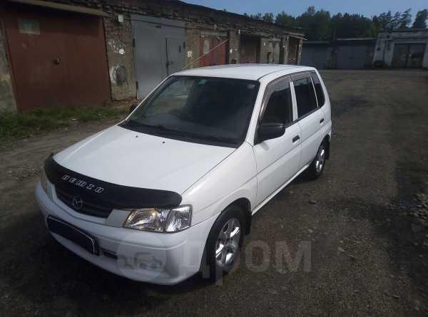 Mazda Demio, 2000 год, 208 000 руб.