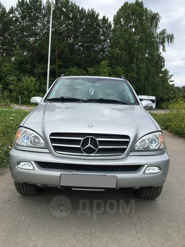 Mercedes-Benz M-Class, 2003 год, 680 000 руб.