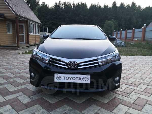 Toyota Corolla FX, 2014 год, 810 000 руб.