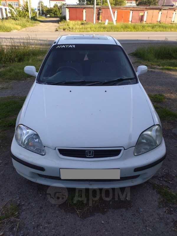 Honda Civic Ferio, 1997 год, 80 000 руб.